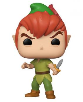 Disneyland 65th Anniversary POP! Vinyl Figure - Peter Pan (New Pose)
