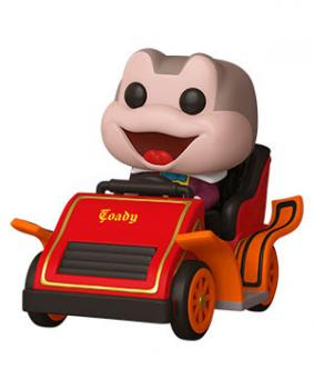 Disneyland 65th Anniversary POP! Ride Vinyl Figure - Mr.Toad in Car