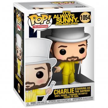 It's Always Sunny in Philadelphia POP! Vinyl Figure - Charlie as The Dayman