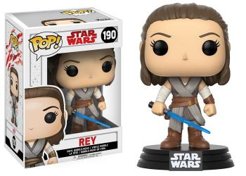 Star Wars: The Last Jedi POP! Vinyl Figure - Rey