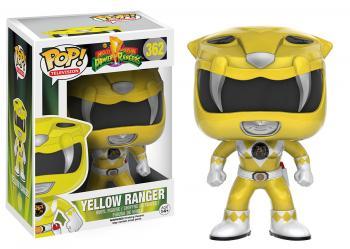 Power Rangers POP! Vinyl Figure - Yellow Ranger