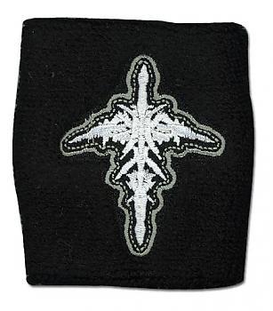 Guilty Crown Sweatband - POK Emblem