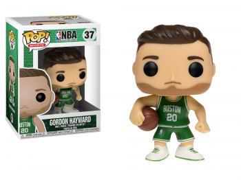 NBA Stars POP! Vinyl Figure - Gordon Hayward (Boston Celtics)