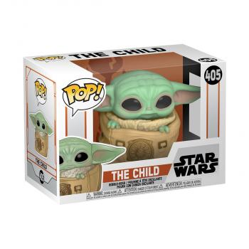 Star Wars: Mandalorian POP! Vinyl Figure - The Child (In Bag)  [STANDARD]