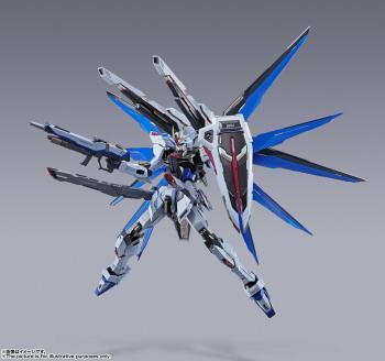 Gundam Seed Destiny Metail Build Action Figure - Strike Freedom Gundam (Concept 2 ver.)