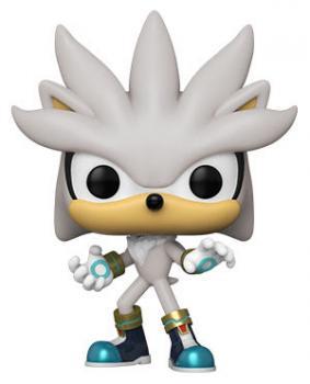 Sonic 30th Anniversary POP! Vinyl Figure - Silver  [STANDARD]