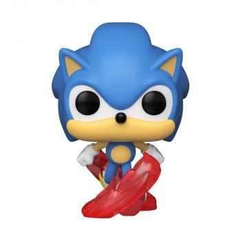 Sonic 30th Anniversary POP! Vinyl Figure - Classic Sonic (Running)