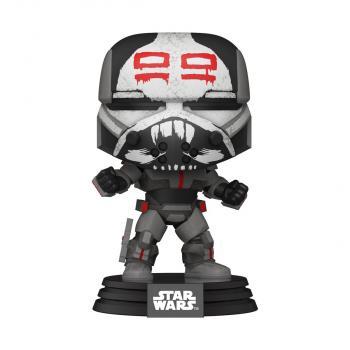 Star Wars: Clone Wars Animation POP! Vinyl Figure - Wrecker
