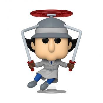 Inspector Gadget POP! Vinyl Figure - Inspector Gadget (Flying) [STANDARD]