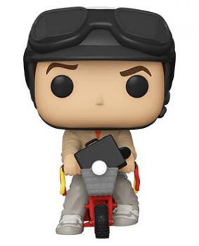 Dumb and Dumber POP! Ride Vinyl Figure - Lloyd w/ Bicycle