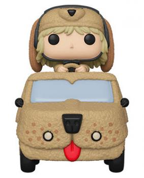Dumb and Dumber POP! Ride Vinyl Figure - Harry w/ Mutts Cutts Van