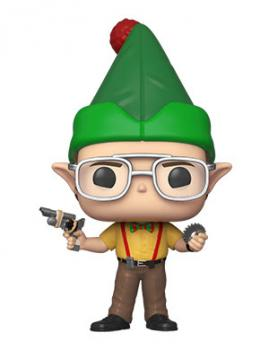Office POP! Vinyl Figure - Dwight as Elf