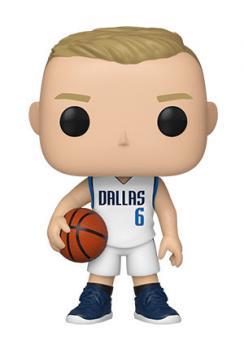 NBA Stars POP! Vinyl Figure - Kristaps Porzingis (Dallas Mavericks)