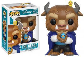 Beauty & the Beast POP! Vinyl Figure - Beast w/ Birds (Disney)