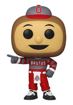 Ohio State University College Football POP! Vinyl Figure - Brutus Buckeye