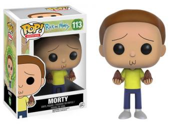 Rick and Morty POP! Vinyl Figure - Morty
