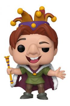 The Hunchback of Notre Dame POP! Vinyl Figure - Quasimodo (Fool) (Disney)