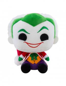 Batman Plush - Joker (Santa) (DC Holiday)
