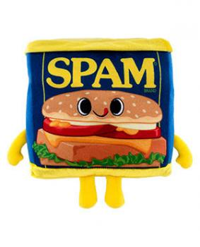 Ad Icons Spam Plush - Spam Can