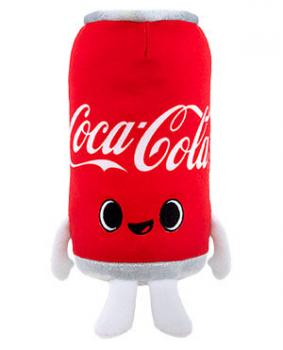 Ad Icons Coca-Cola Plush - Cola Can