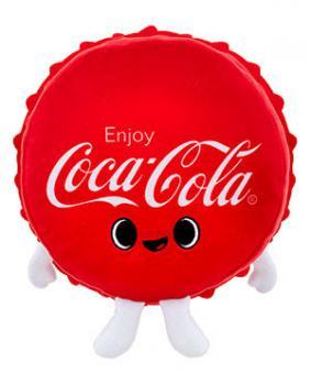 Ad Icons Coca-Cola Plush - Cola Bottle Cap