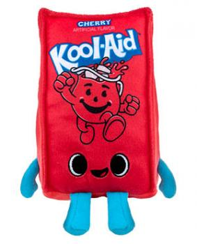 Ad Icons Kool Aid Plush - Original Kool Aid Packet