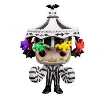 Beetlejuice POP! Vinyl Figure - Beetlejuice w/ Carousel Hat (Special Edition) [COLLECTOR]