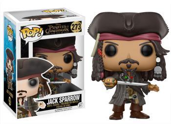 Pirates of the Carribbean: Dead Men Tell No Tales POP! Vinyl Figure - Jack Sparrow (Disney)