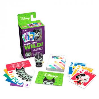 Something Wild Card Game Signature Games - Villains (English/French)