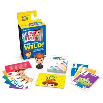 Something Wild Card Game Signature Games - Toy Story (Deutsch/Espanol/Italiano)