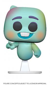 Soul POP! Vinyl Figure - 22 (Pixar) (Disney)