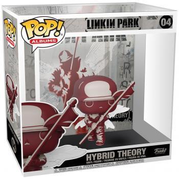 Linkin Park POP! Albums Vinyl Figure - Hybrid Theory