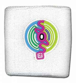 Haruhi Sweatband - SOS Logo