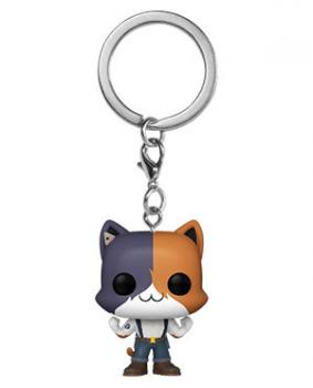 Fortnite Pocket POP! Key Chain - Meowscles