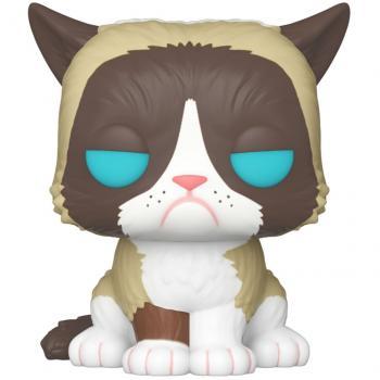 Pop Icons POP! Vinyl Figure - Grumpy Cat  [COLLECTOR]