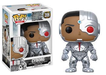 Justice League Movie POP! Vinyl Figure - Cyborg