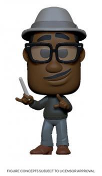 Soul POP! Vinyl Figure - Joe (Human) (Pixar) (Disney)
