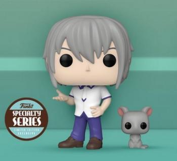 Fruits Basket POP! Vinyl Figure - Yuki Sohma w/ Rat (Specialty Series) [COLLECTOR]