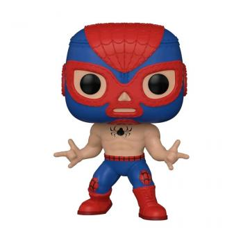 Spider-Man POP! Vinyl Figure - El Aracno (Spiderman) (Marvel Lucha Libre Edition)