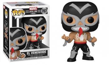 Venom POP! Vinyl Figure - El Venenoide (Venom) (Marvel Lucha Libre Edition)