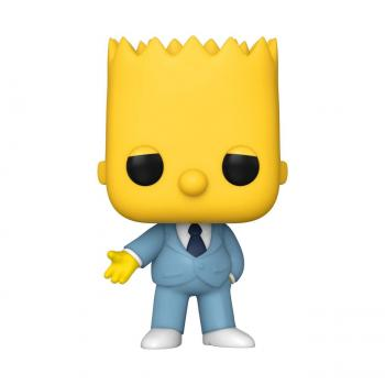 Simpsons POP! Vinyl Figure - Mafia Bart