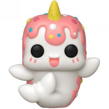 Tasty Peach POP! Vinyl Figure - Nomwhal  [COLLECTOR]