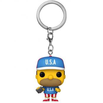Simpson Pocket POP! Key Chain - Homer (USA)
