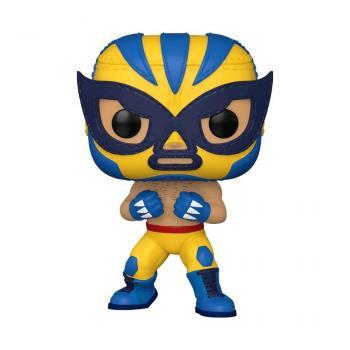 Wolverine POP! Vinyl Figure - El Animal Indestructible (Wolverine) (Marvel Lucha Libre Edition)