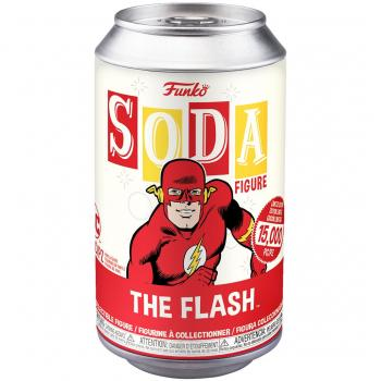 The Flash Vinyl Soda Figure - Flash