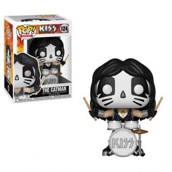 Pop Rocks Kiss POP! Vinyl Figure - Catman