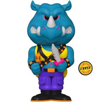 Teenage Mutant Ninja Turtles Soda Figure - Rocksteady (Limited Edition: 10,000 PCS)