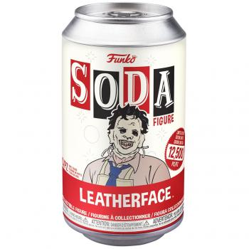 Texas Chainsaw Massacre Soda Figure - Leatherface (Limited Edition: 12,500 PCS)