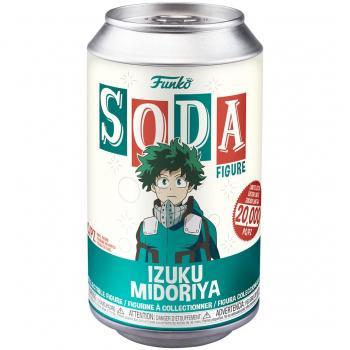 My Hero Academia Vinyl Soda Figure - Deku (Limited Edition: 20,000 PCS)