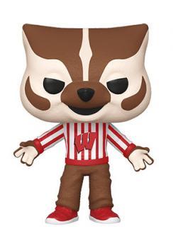 University of Wisconsin–Madison College Football POP! Vinyl Figure - Bucky Badger